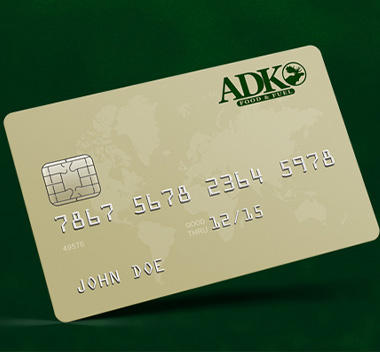Rewards card used at a convenience store in Frankfort, NY
